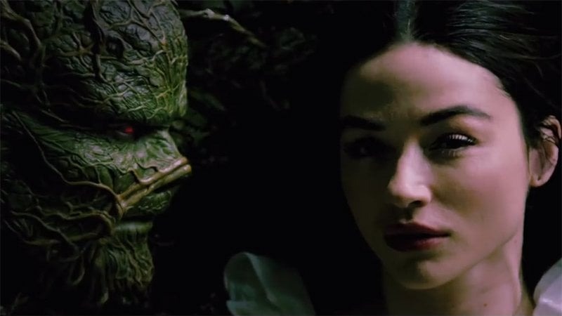 Beauty & The Beast: Check Out Crystal Reed And The 'Swamp Thing' In A New Teaser Clip