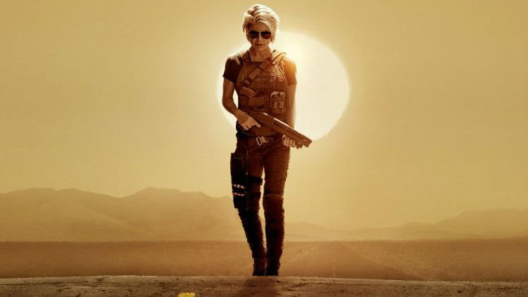 Linda Hamilton Shares What Drew Her To 'Terminator: Dark Fate'