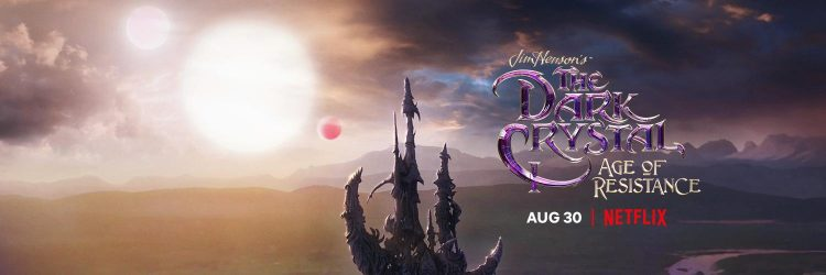 Darkness Rises In The The Dark Crystal: Age Of Resistance Trailer