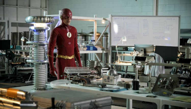 TV Review: 'The Flash: The Girl With The Red Lightning'