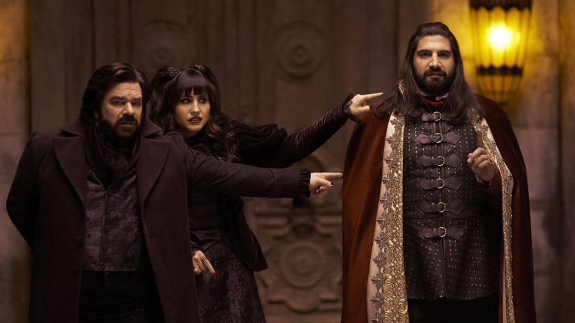 "'What We Do In The Shadows': Producers Talk The All-Star Episode ""The Trial"" Featuring Wesley Snipes, Tilda Swinton And More"