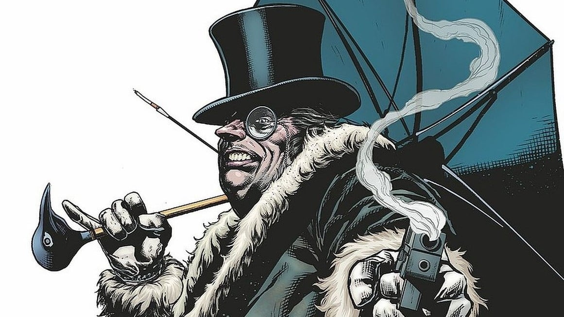 The Penguin to appear in The Batman