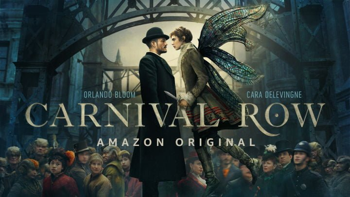 Amazon Announced Release Date For 'Carnival Row' With The First Teaser Trailer