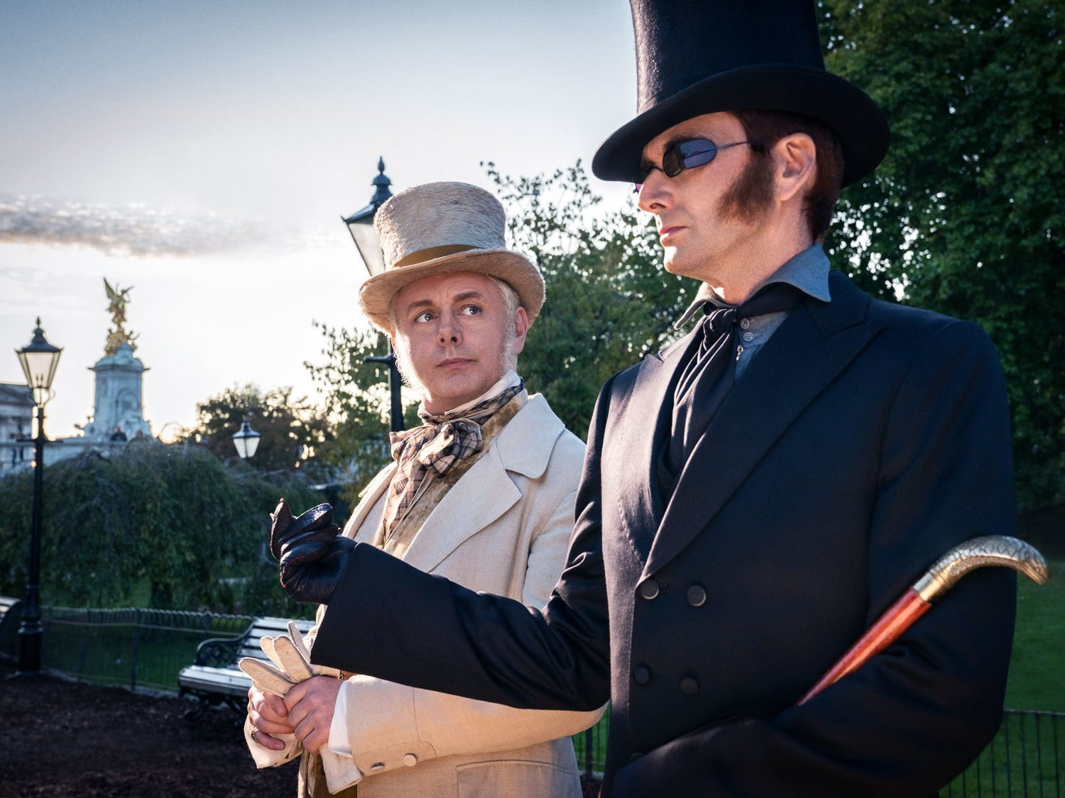 TV Review: Good Omens Hard Times (Episode 3)