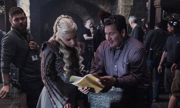 Director David Nutter Refuses To Take Responsibility For The Game Of Thrones