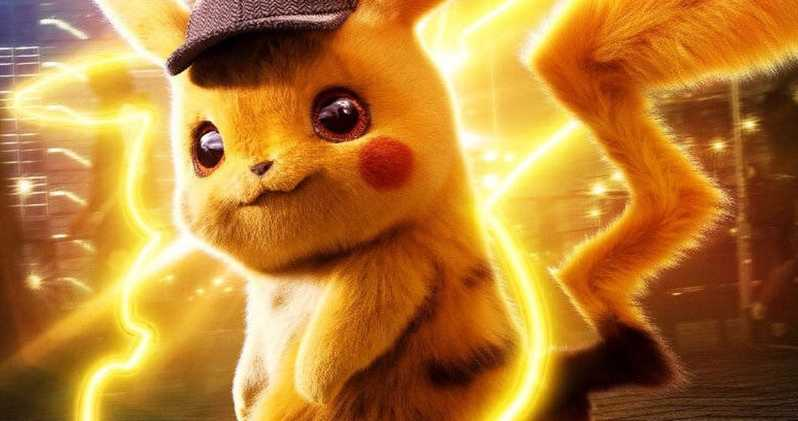 Detective PIkachu Is Now The Highest-Grossing Video Game Movie Of All Time