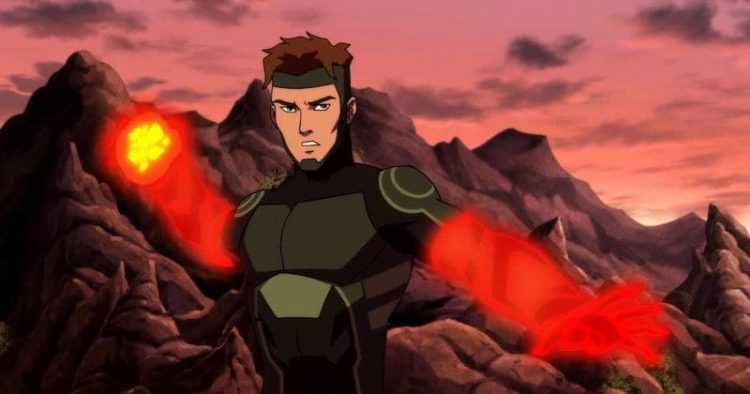 Young Justice: Outsiders Part 2