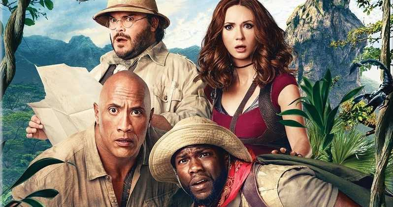 Is THIS The Name Of The Sequel To Jumanji: Welcome To The Jungle?