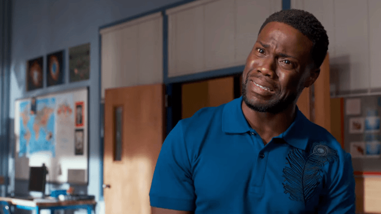 Kevin Hart Is Preparing To Star In And Produce A Remake Of 'Scrooged'0