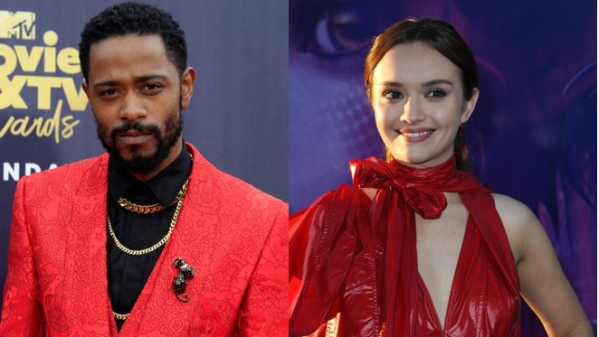 LaKeith Stanfield And Olivia Cooke