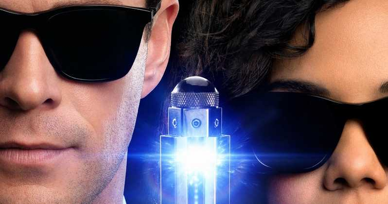 Latest International Trailer For Men In Black: International