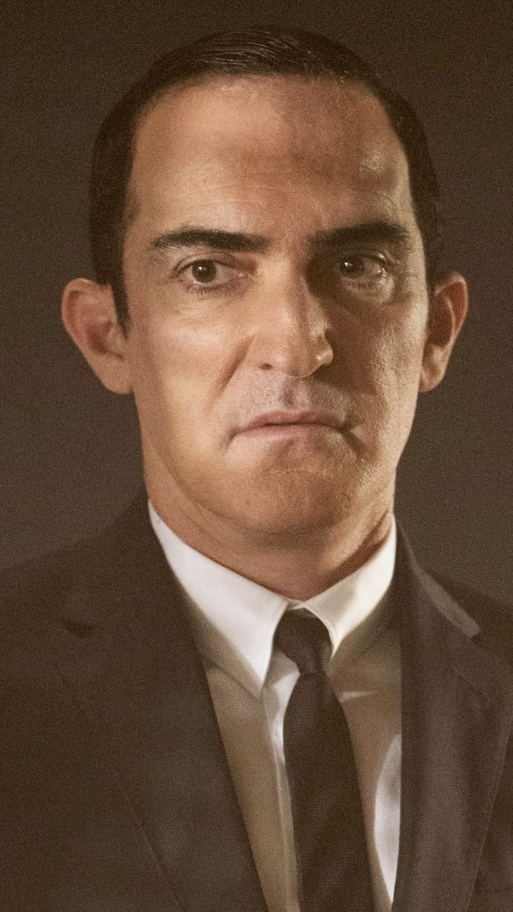 Patrick Fischler to star in 'The Right Stuff'