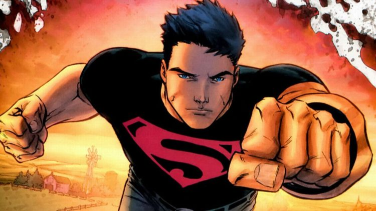 Get Your First Look At Joshua Orpin As Superboy From 'Titans' S2