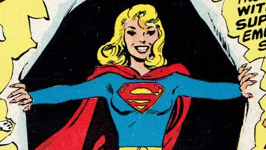 The 'Supergirl' Movie May Begin Filming In Early 2020