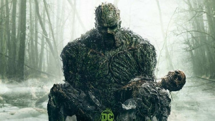 Swamp Thing Is DOA; DC Universe Cancels This Series After One Episode!