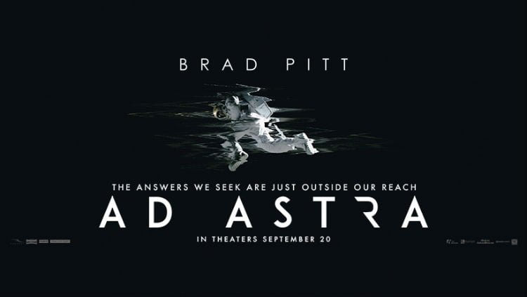 Brad Pitt Is On A Mission In Space In First Trailer For 'Ad Astra'