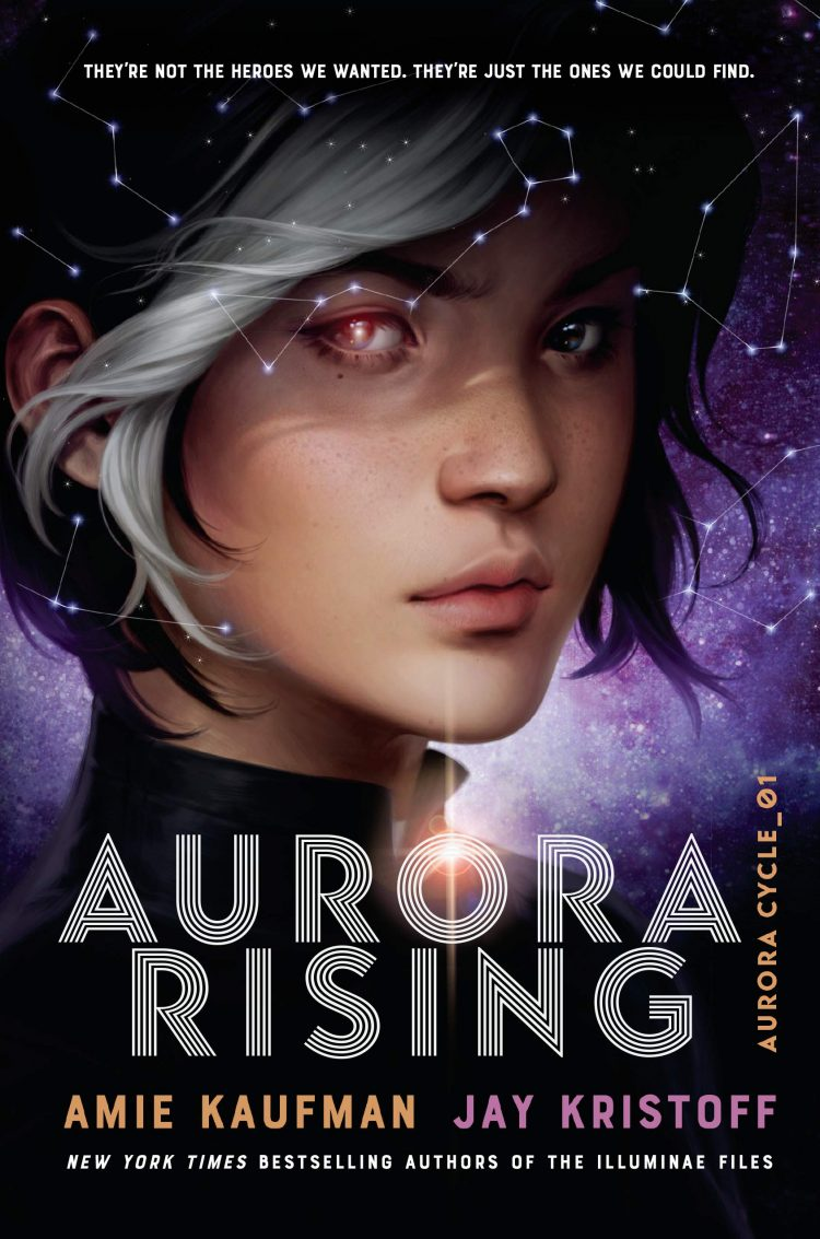 MGM TV Is Bringing Aurora Rising To The Small Screen