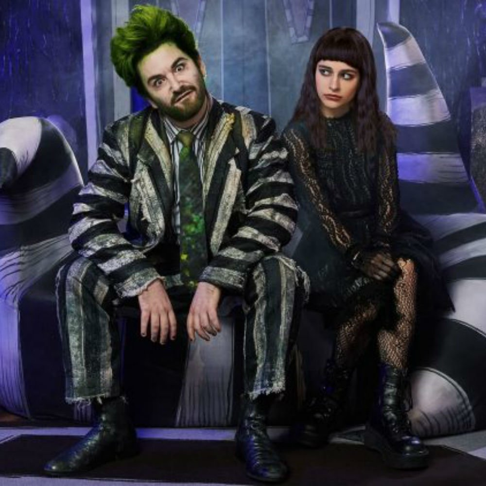 Watch The Performance By The Cast Of Beetlejuice The Musical From The Tony Awards Sciencefiction Com