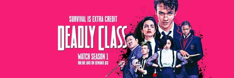 Class Is Dismissed As Syfy Cancels Deadly Class