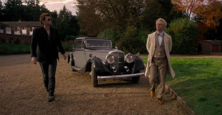 TV Review: 'Good Omens: The Book' (Episode 2)