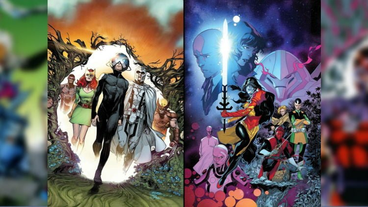 Jonathan Hickman 's House Of X