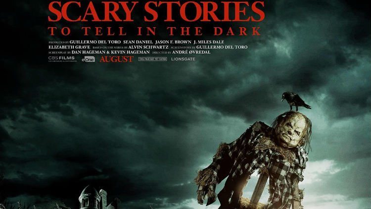 The Official Trailer Is Out For 'Scary Stories To Tell In The Dark'