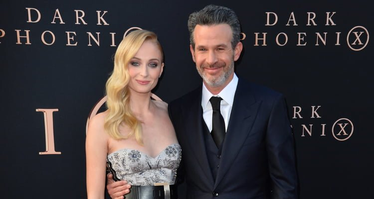 "Sophie Turner & Simon Kinberg at the premiere for ""X-Men: Dark Phoenix"""