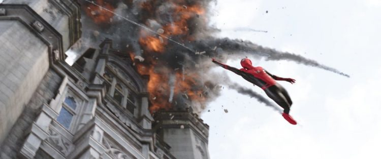 Will Spider-Man: Far From Home win next weekend's Weekend Box Office?