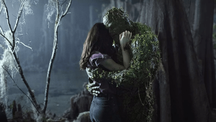 Swamp Thing: Darkness on the Edge of Town