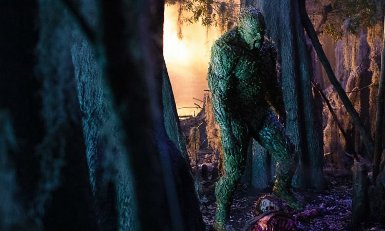 swamp thing: he speaks