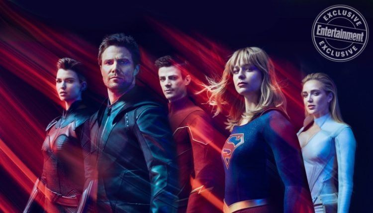 SDCC 2019: Julie Gonzalo, Staz Nair, Meaghan Rath, Sendhil Ramamurthy, And Charlie Barnett Join The Arrowverse; Jon Cryer Will Return, LaMonica Garrett Will Pull Double Duty
