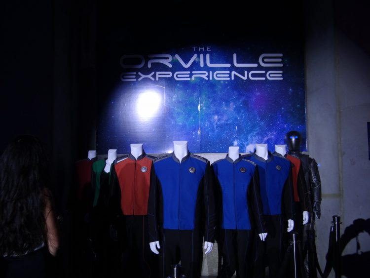 SDCC 2019: The Orville Experience Review