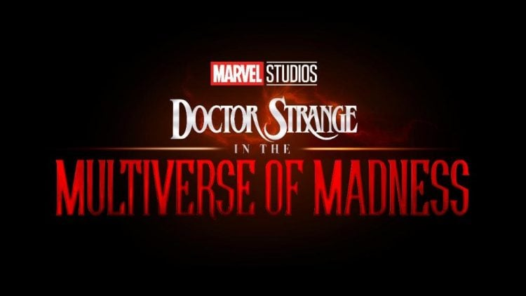 Doctor Strange In The Multiverse Of Madness title screen