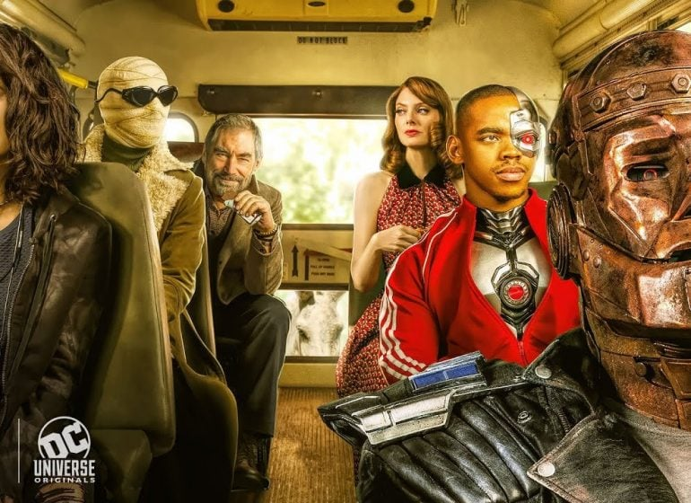 Sdcc 2019 Doom Patrol Officially Gets A Second Season On Dc