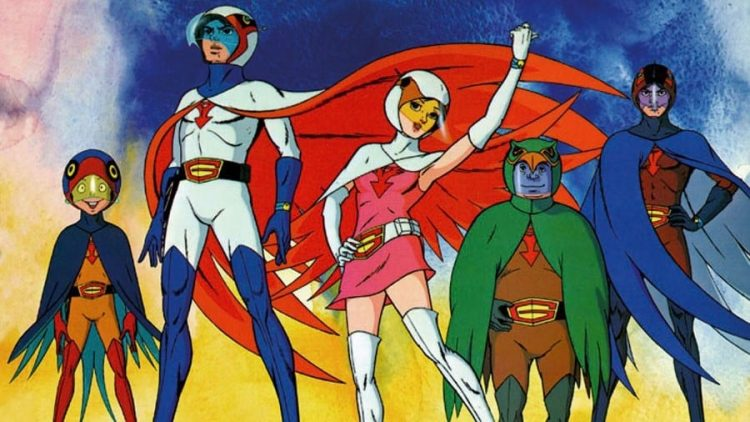 Russo Brothers to adapt Battle of the Planets and Grimjack