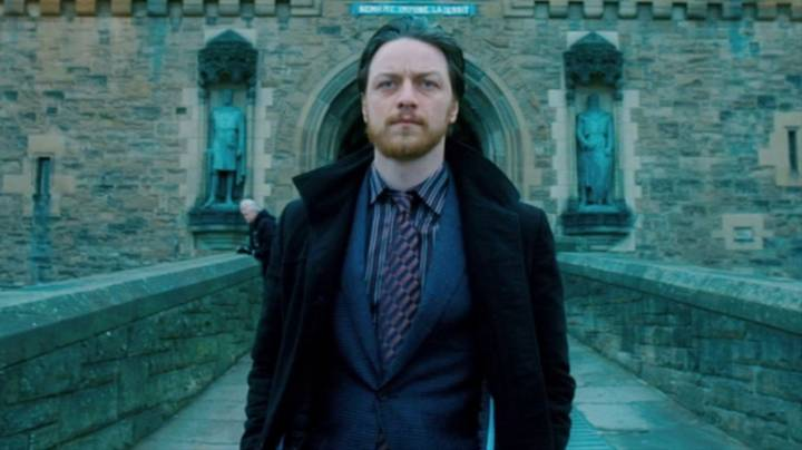 James McAvoy Fanboys About His Role On 'His Dark Materials'