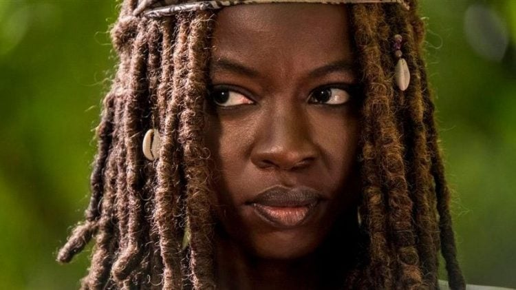 SDCC 2019: Danai Gurira Confirms Her 'Walking Dead' Exit