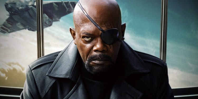 Nick Fury in 'Spider-Man: Far From Home?'
