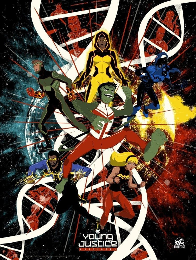DC Universe Young Justice
