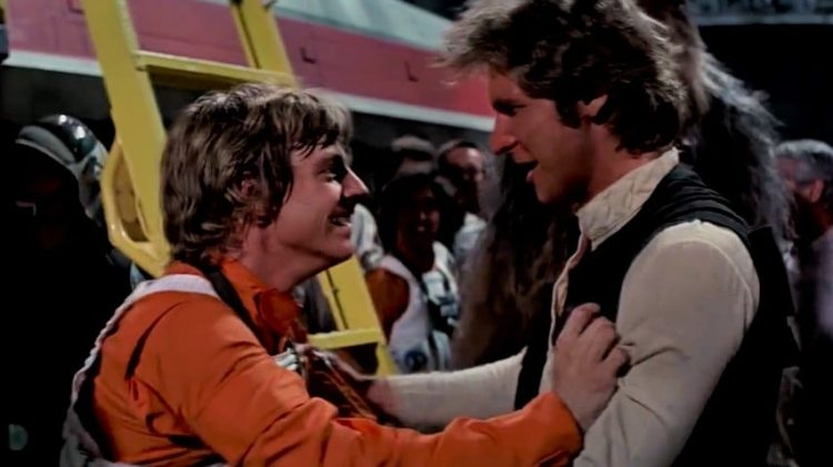 Check Out Mark Hamill And Harrison Ford's Original Star Wars Audition