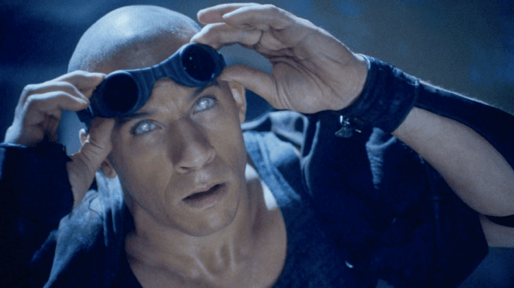 Vin Diesel Announces The Completion Of The Script For Riddick 4: Furya