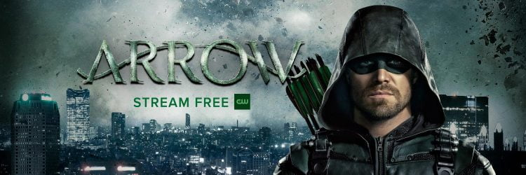 The Final Season Of 'Arrow' Will Come With At Least One New Costume