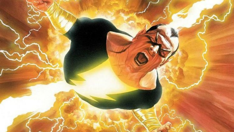 Black Adam : Dwayne Johnson Reveals Concept Art And Release Date