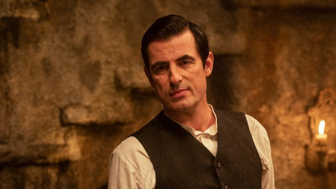 Get A First Look At Claes Bang From Netflix/BBC's Dracula