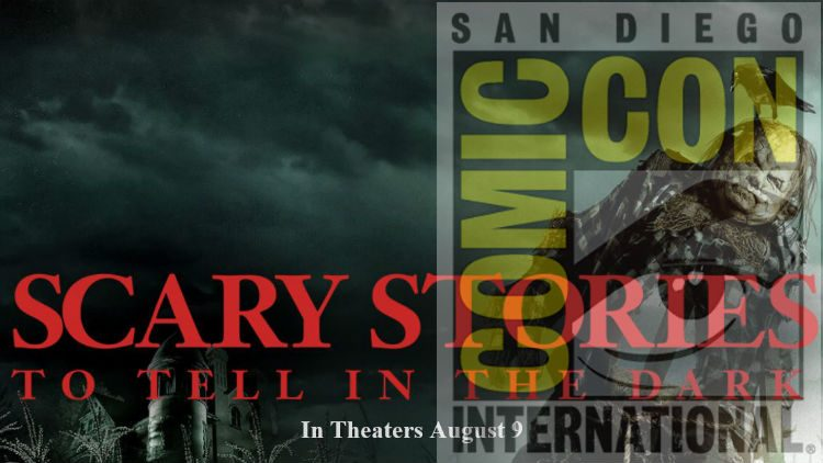 Guillermo Del Toro Will Have 'Scary Stories To Tell In The Dark' To Tell At SDCC