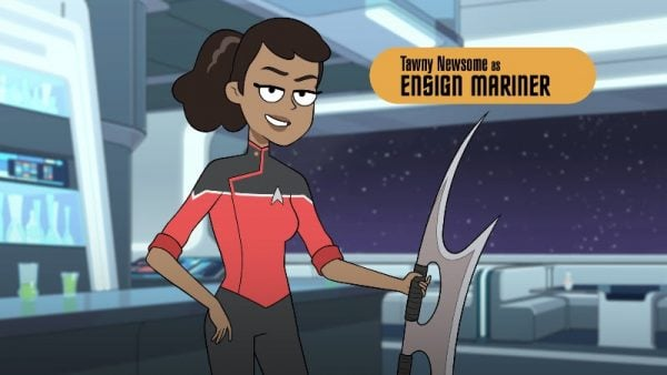 Ensign Marnier Star Trek: Lower Decks