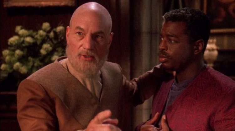 LeVar Burton Expects Geordi La Forge To Pop Up On 'Star Trek: Picard'