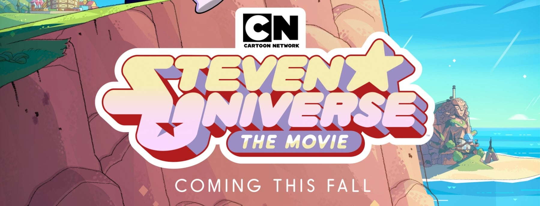 Steven Universe: The Movie Poster Reveals A New Menace To Beach City