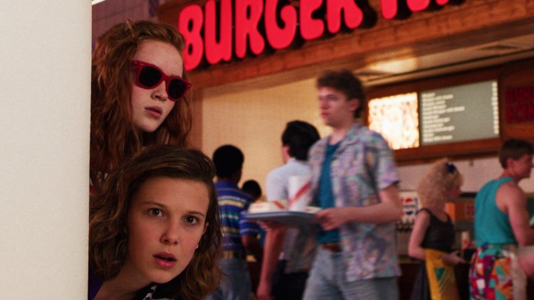 Stranger Things 3 Shattered Past Netflix Streaming Records