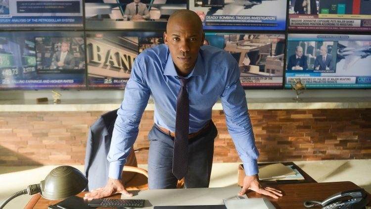 Mehcad Brooks Will Exit 'Supergirl' During The Upcoming Fifth Season